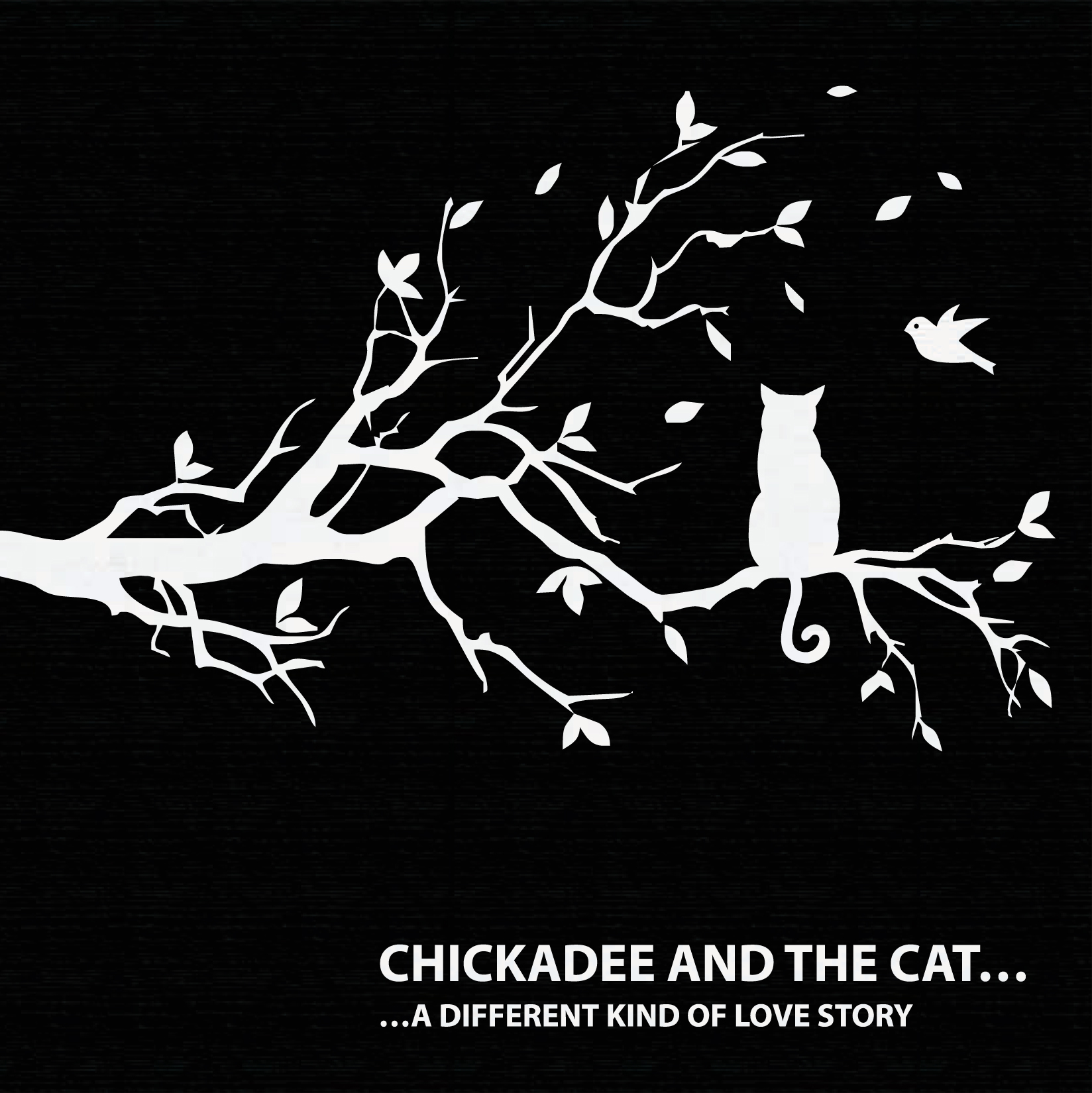 Chickadee and the Cat